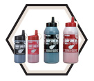 CHALK-RITE® Snap Line Dye - Red - 32 oz.