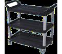 Utility Cart - 400 Lbs. - 3 Tiers / DP08161
