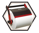 Wall Mount Centerfeed Jumbo Roll Dispenser