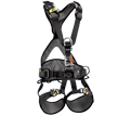 Full Body Harness - Black / C71AFA Series *AVAO BOD FAST