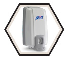 Liquid Hand Sanitizer Dispenser - 1 L / 2120 *NXT®