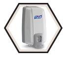 Liquid Hand Sanitizer Dispenser - 1 L / 2120 *NXT®