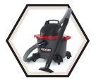 Wet / Dry Vacuum (w/Acc) - 6 gal. - 8.3 amps / 6000RV