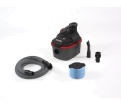 Wet / Dry Vacuum (w/Acc) - 4 gal. - 9 amps / 4000RV