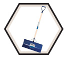 "Yukon Steel Snow Pusher - 24"" Blade"