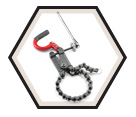 Cutter - In-Place Soil Pipe - Chain / 69982 *226