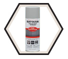 Spray Paint - Galvanizing - Flat Grey / 1685830
