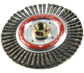 "5"" - Wire Wheel Brushes - 0.020"" Stinger Bead Wire *For Steel"