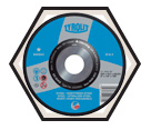 Grinding Wheels - BASIC* 2 in 1 / Type 27