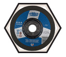 Type 27E 2-in-1 Rough Grinding Wheels
