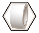 Tape - 9 mil - Colored / 1528 Series *POLYFLEX