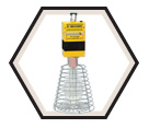 Work Light - Metal Halide - 42000 Lumens / 111102 *HANG-A-LIGHT