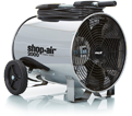 Air Mover - 2000 CFM - Stainless / 10331 *SHOP AIR