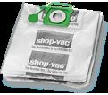 Vacuum Bag - 5-10 Gal. - Tear Resistant / 902-15 (2 PK)