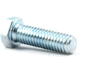 "Hex Head Cap Screw 3/8"" UNC - Grade 5 / Zinc"