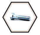 Hex Head Cap Screw M18 Diameter - Metric / Zinc