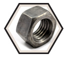 Hex Nut - Grade 5 / Plain