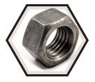 Hex Nut - Grade 8 / Plain