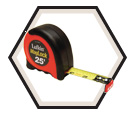 "1"" x 25' - 700 Series Tape Measure"