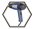 Heat Gun - 120°F to 1100°F - 12.5 amps / HL 1910 E