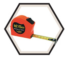 "3/4"" (19mm) x 16' (5m) - Hi-Viz® 1000 Series Power Tape Measure"
