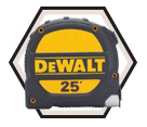 25' Tape Measure / DWHT33975