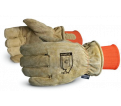 Winter Gloves - Thinsulate Lined - Leather / 678AFTLK *SNOWFORCE™