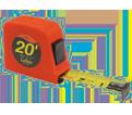"1"" x 20' - Hi-Viz® Power Return Tape Measure"