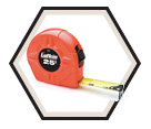 "1"" x 25' - Hi-Viz® Power Return Tape Measure"
