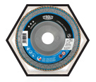 Flap Discs - C-TRIM Zirconium / Type 27