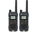 Two-Way Radios - Weatherproof - Dual Power / GMRS *TALKABOUT (Dual Pack)