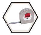 "1/2"" x 12' - Mezurall® Tape Measure"