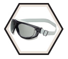 Safety Goggles - Carbonvision™ / S1600D Series