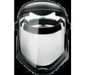 Face Shield - Clear - Black Suspension / S8510 *BIONIC™