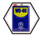 Lubricant - 3.78L - Cannister / 1110