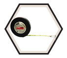 "3/8"" x 100' - Banner® Tape Measure"