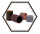 "Belt Drums - Non-Woven - 3-1/2"" Dia. /BLENDEX™"
