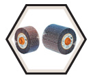 "Flap Wheel - Zirconium - 4-1/4"" Dia. / Coolcut™"