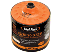 "Abrasives Starter Kit - Assorted Grains - 4-1/2"" Dia. / QUICK-STEP™"