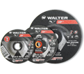 Grinding Wheel - Aluminum Oxide - Type 27S / 08-B Series*HP™