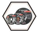Grinding Wheel - Aluminum Oxide / Type 27S *HP™