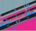 """5/16"""" x 100' - Super Hi-Way® Nubian® Tape Refill"""