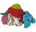Terry Cloth Rags - High Lint - Colored / MT