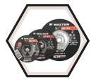 Grinding Wheel - Aluminum Zirconium / Type 27 *HP XX™
