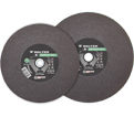 Cut-Off Wheels - Aluminum Oxide - Type 1 / 10-L Series *CHOPCUT ALU™