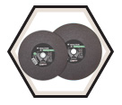 Cut-Off Wheels - Aluminum Oxide / Type 1 *CHOPCUT ALU™