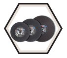 Cut-Off Wheels - Aluminum Oxide / Type 1 *CHOPCUT II™