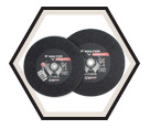 "Cut-Off Wheels - Aluminum Oxide - 12"" Dia. / Type 1 *PORTACUT™"