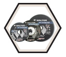 Cutting Wheels - Aluminum Oxide / Type 27 *ZIP STAINLESS™