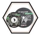 Cut-Off Wheels - Aluminum Oxide / Type 27 *ZIP ALU™